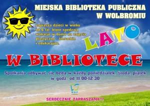 lato w bibliotece 2013