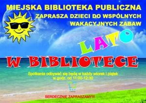 LATO W BIBLIOTECE